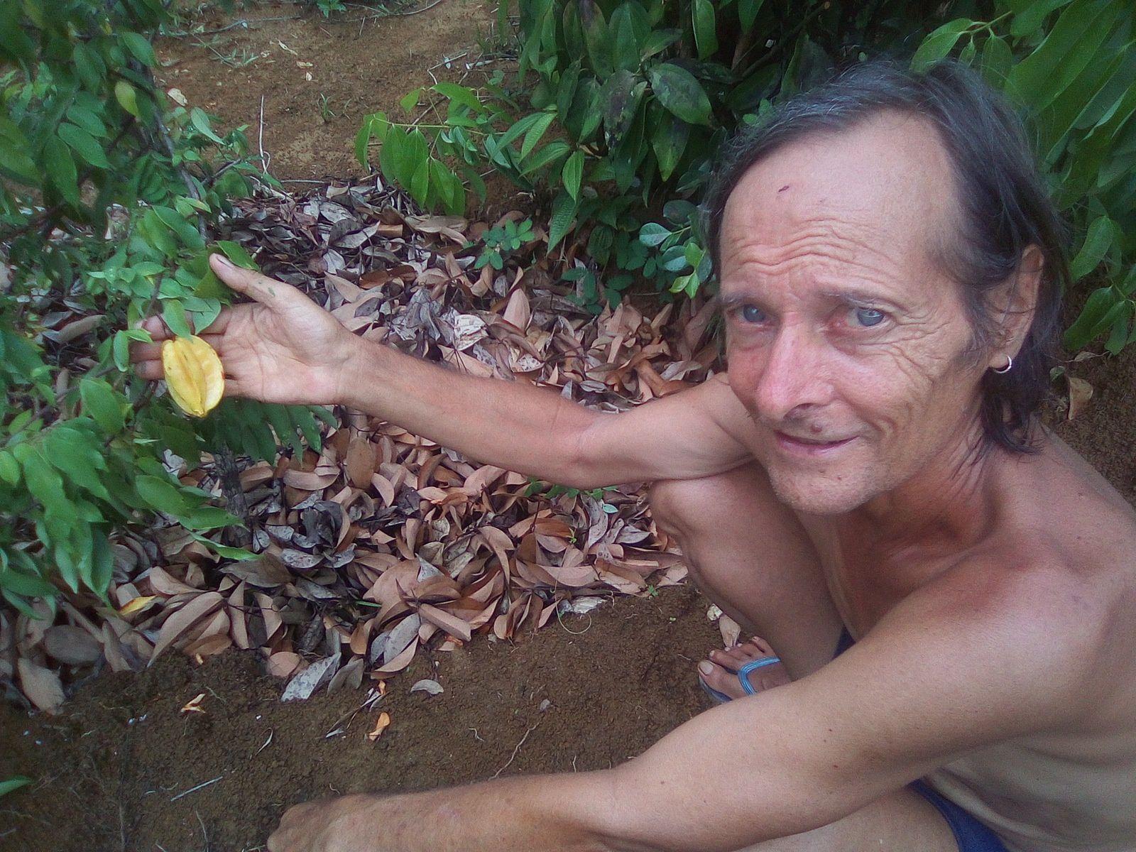 fleurs et fruits, les plaisirs de la Vie de Nanou le savoyard de Madagascar  ! ! !