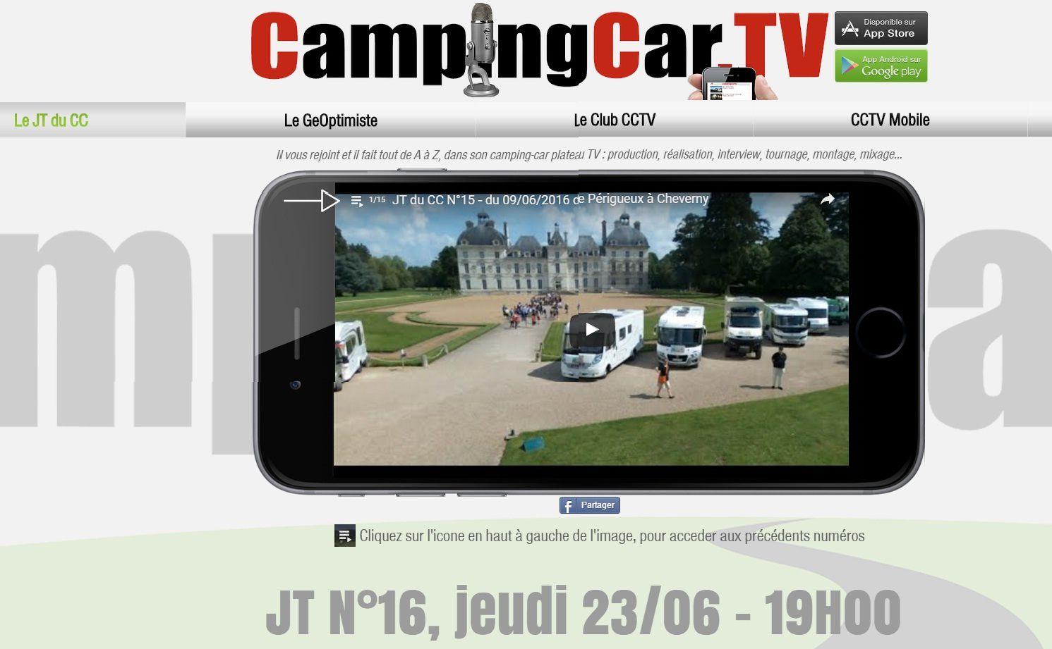 Geoptimiste.com : La WebTV !
