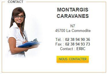 Montargis Caravanes