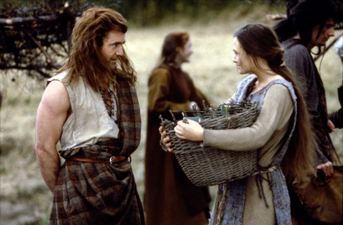 Essay about Film Analysis Of Braveheart - Words