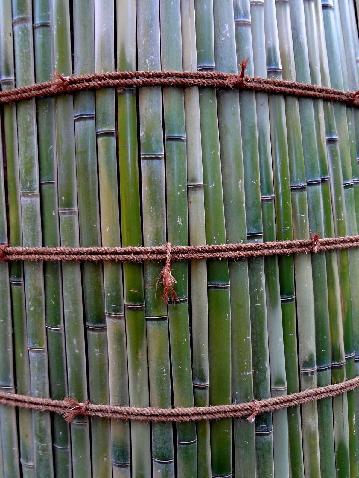 Du bois japonais pour Ise-Jingu