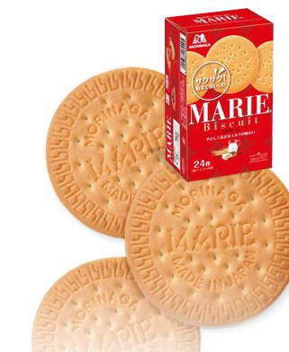 Les biscuits Marie