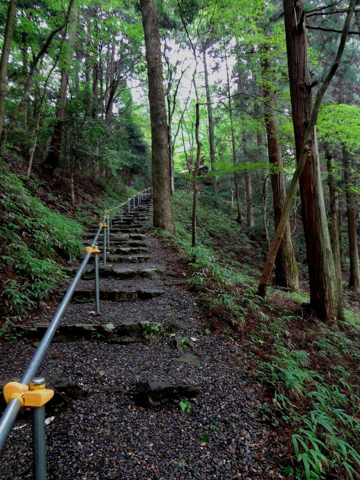 Le Mont Hiei