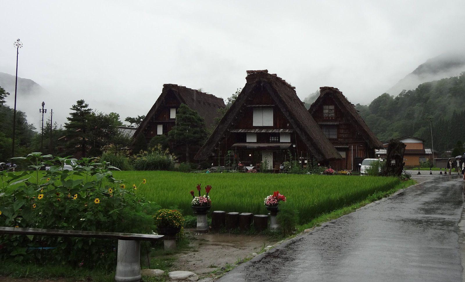 Shirakawa-go, patrimoine mondial de l'UNESCO