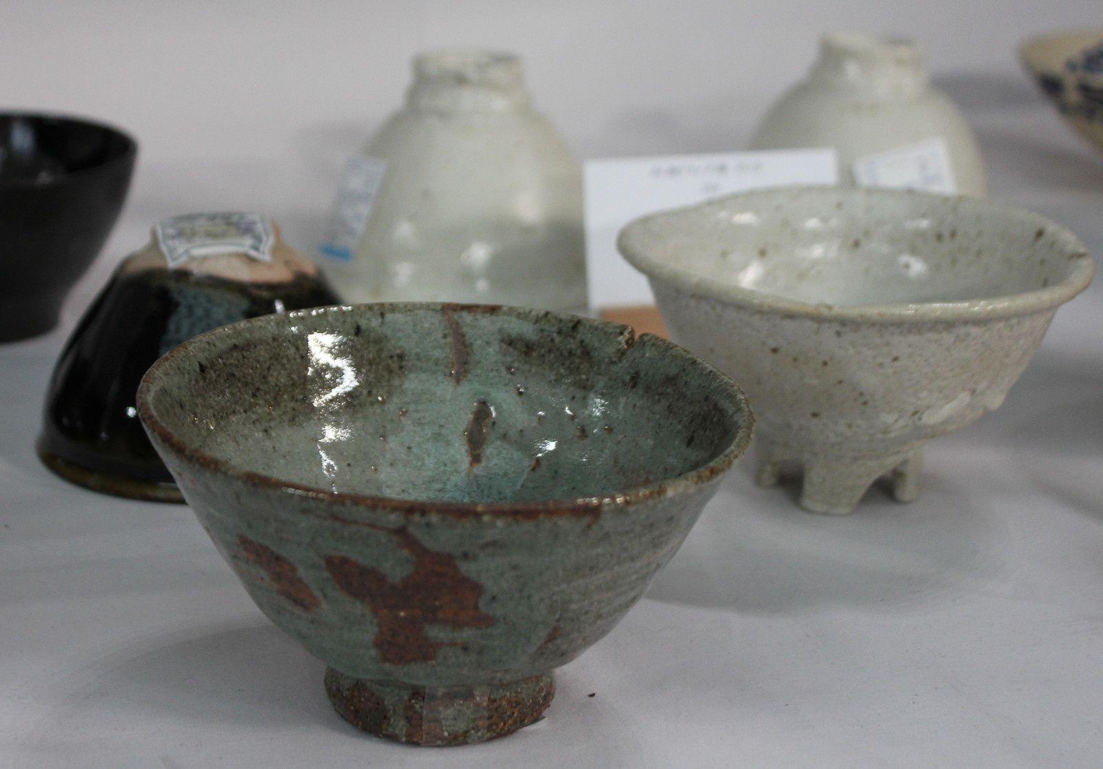 Le salon annuel de la poterie