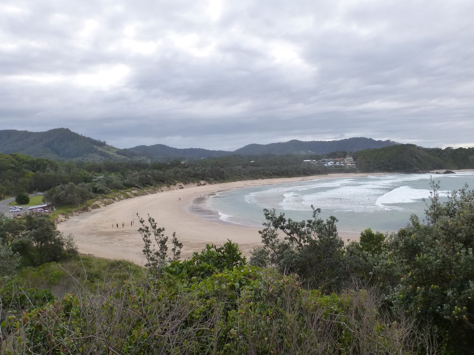 how to get from coffs harbour to port macquarie