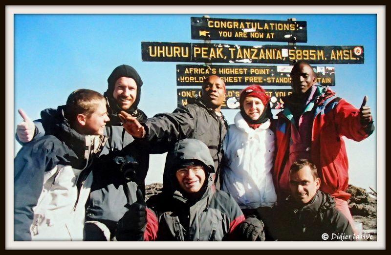 Kilimandjaro : l'ascension finale ! (2ème partie)