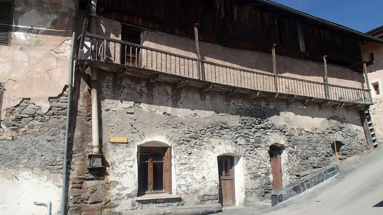 Le hameau de Béranger