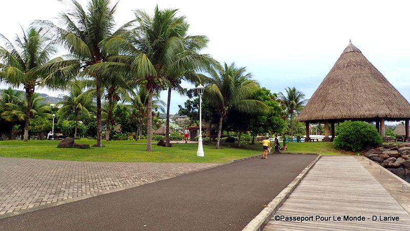 PAPEETE : 24 heures à la découverte de la capitale Polynésienne