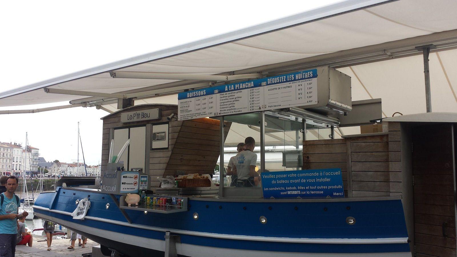 Le P'tit Bleu (La Rochelle)