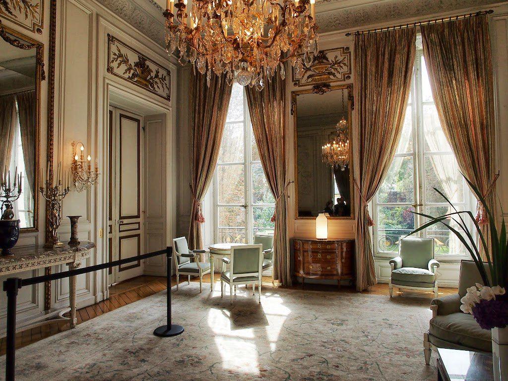 Architecture n o classique parisienne l 39 h tel du for Salon de the chatelet