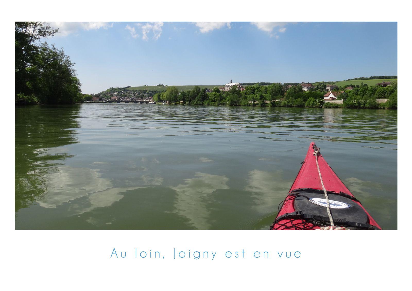 Petite ballade durant une après-midi ensoleillée aux alentours de Joigny