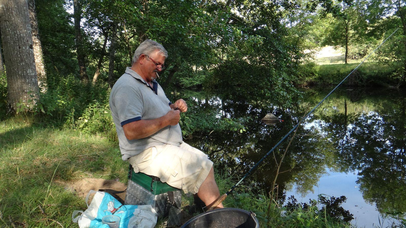 Dominique le pêcheur