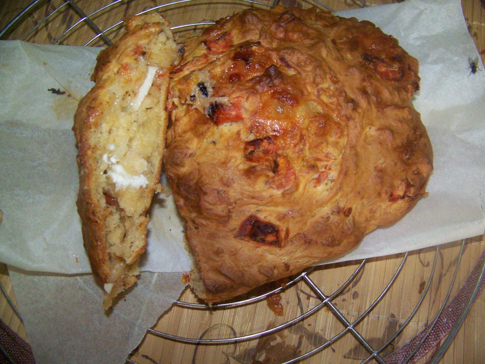 Cake Sal Ef Bf Bd Facile Pas Sec