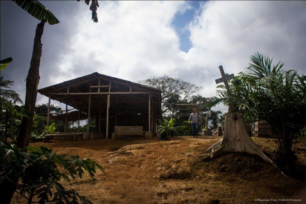 Morceau choisi de la ville d'Ebolowa au Sud du Cameroun