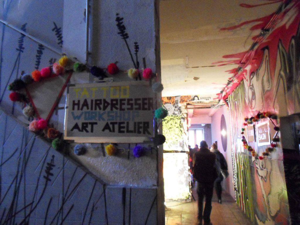 Voodoo Market - U Berlin