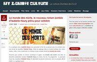 Le Monde Des Morts sur My Zombie Culture !
