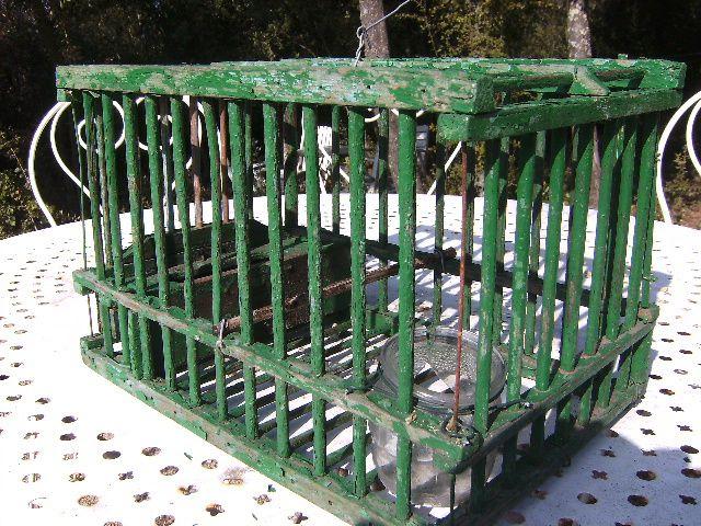 cage a grive bois appeau appelant chasse i. Black Bedroom Furniture Sets. Home Design Ideas