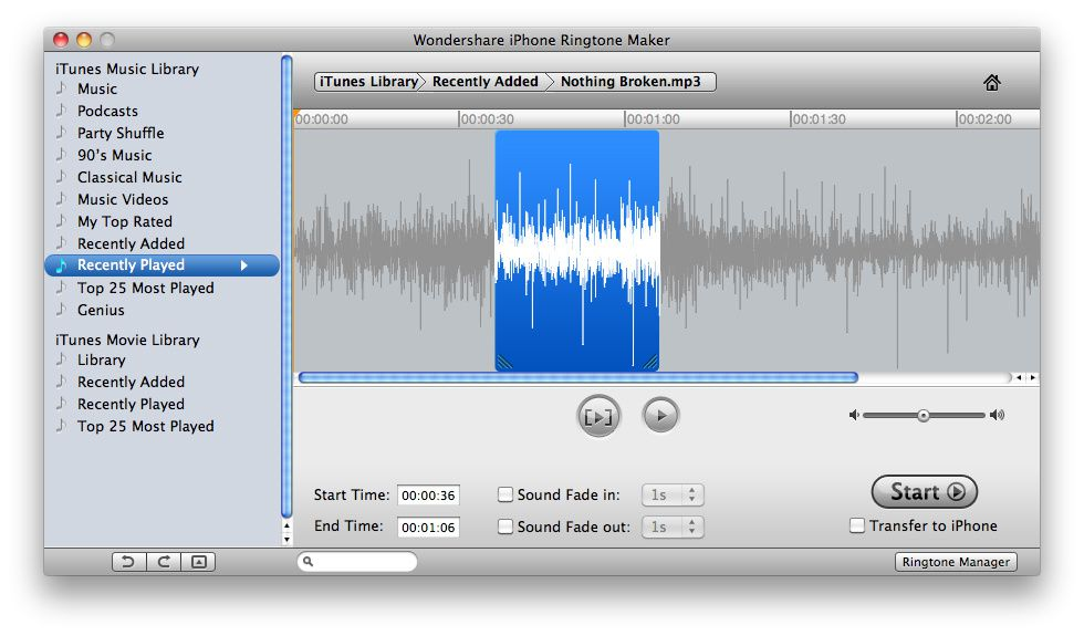 how to put ringtone in iphone 5