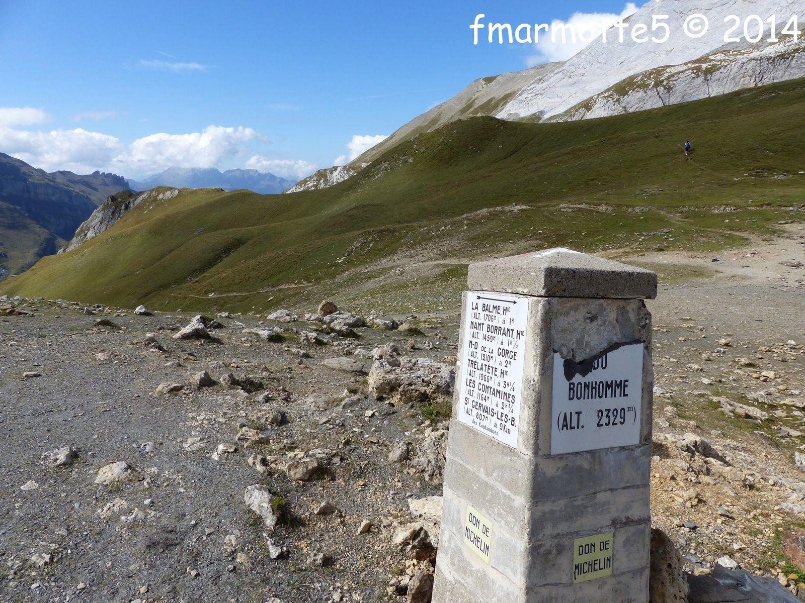 Du Col du Bonhomme au Col du Joly.