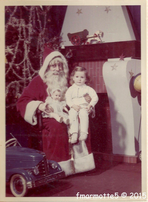Le Père Noël lycanthrope. Anti-conte de Noël.