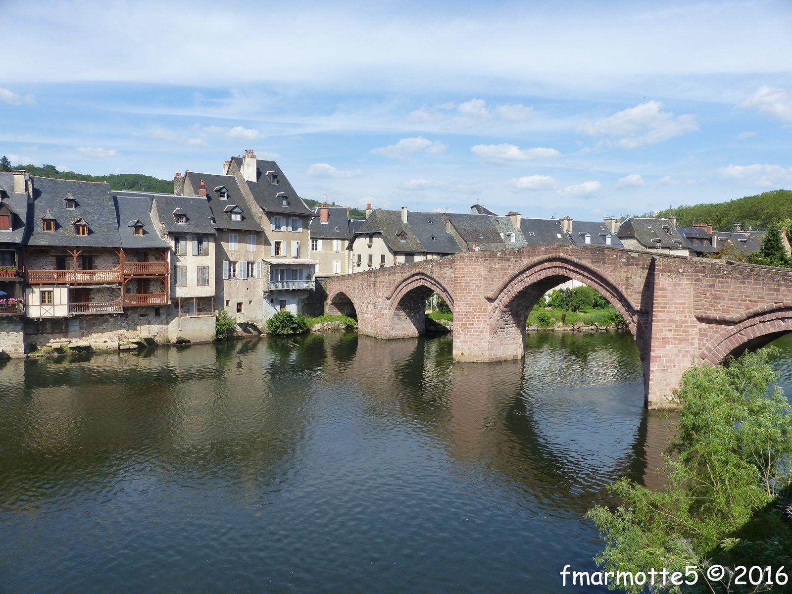 Le Pont-Vieux d'Espalion