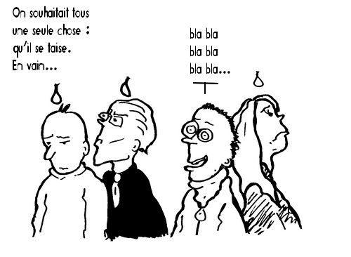 Le trisomique à l'arrêt de bus (bande dessinée)