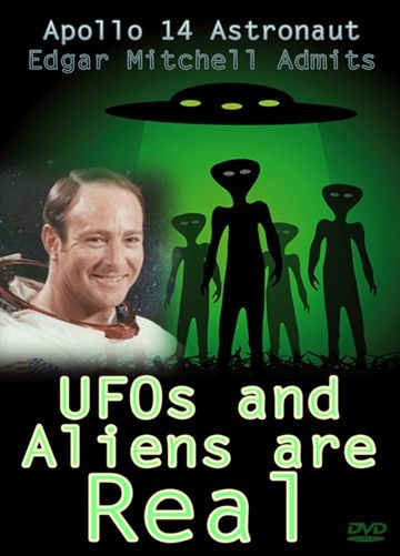 Photo : Edgar Mitchell.