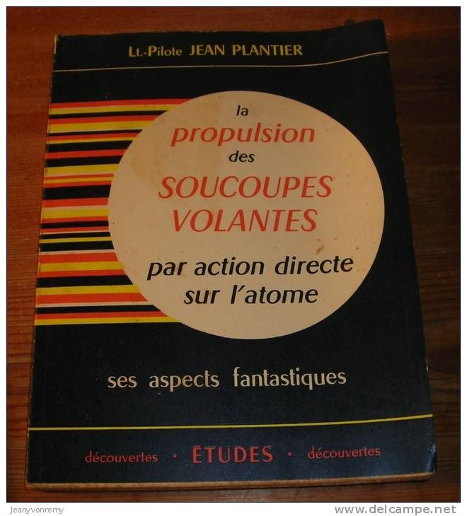Image : le document de Jean Plantier
