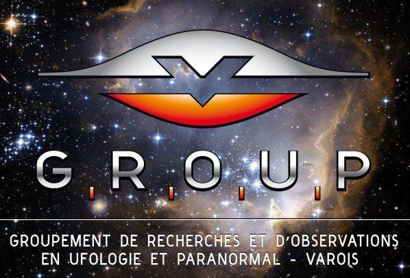 Logo des Amis du GROUP V, dans le Var...