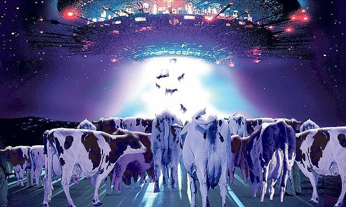 Les ovnis de La Pampa en Argentine à la Télévision