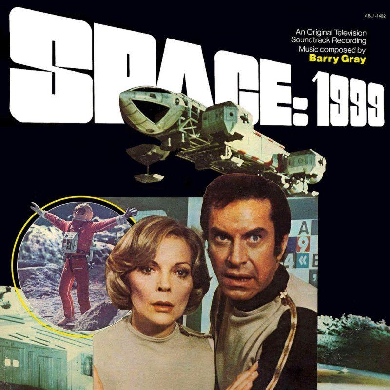"""Sur cette image de """"Cosmos 1999"""", on voit Martin Landau à droite..."""