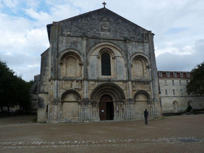 Saintes, l'Abbaye-aux-Dames
