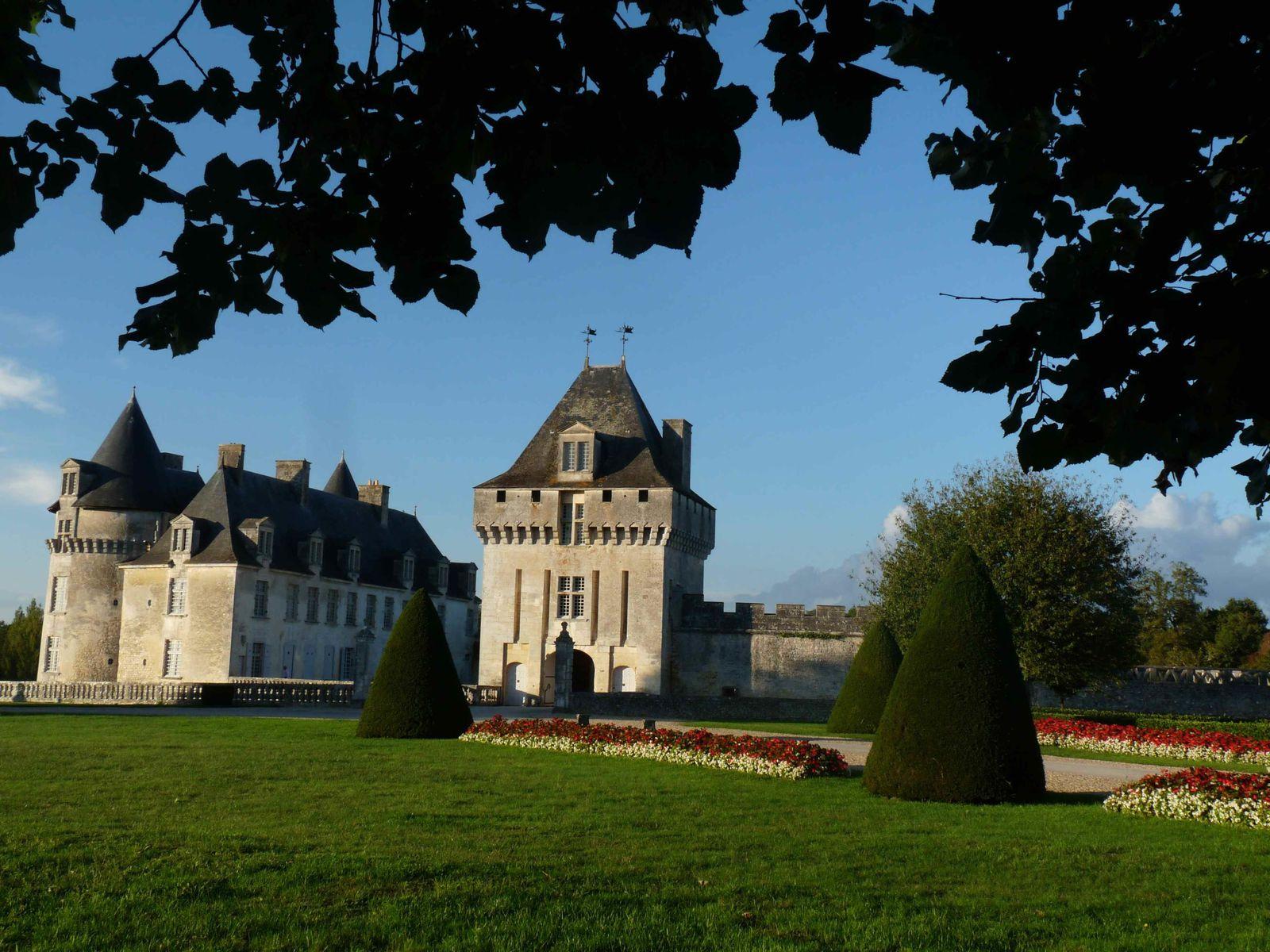 La Roche-Courbon, un château hanté par Pierre Loti