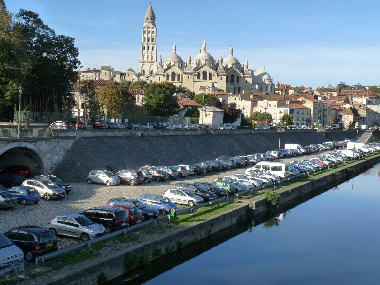 Périgueux, la ville des parkings rois