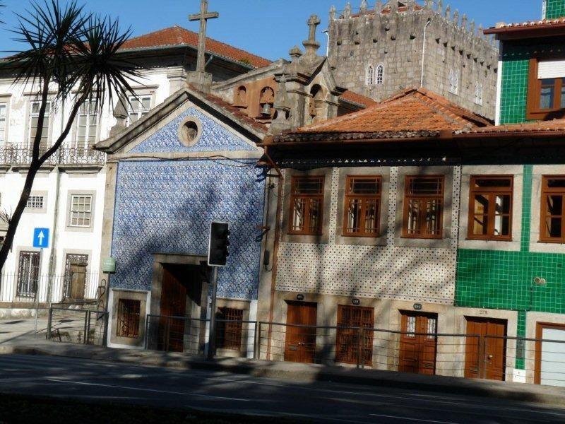 Porto, ville de couleurs