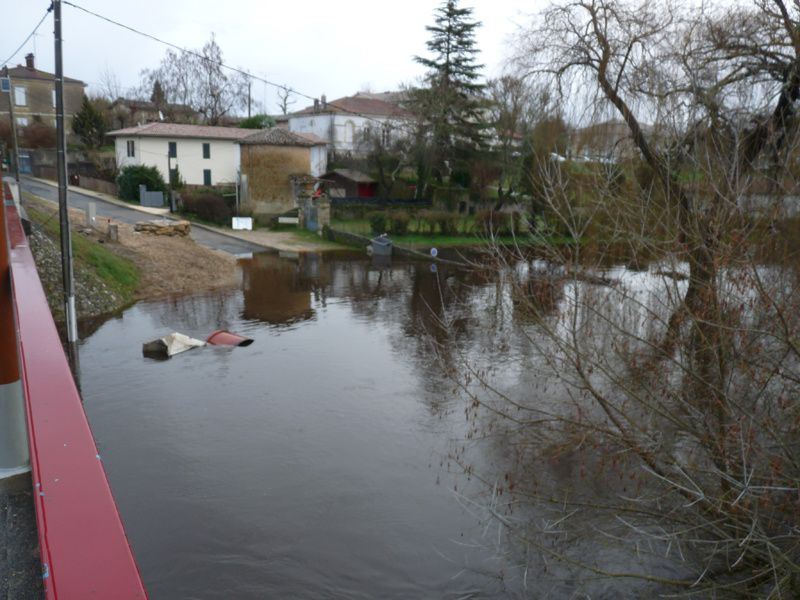 Inondation de fin janvier 2014
