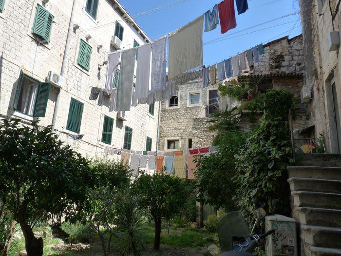 Split : un air méditerranéen