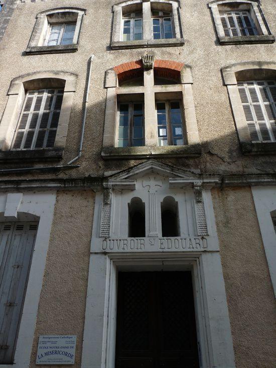 L'ouvroir Saint-Edouard à Périgueux