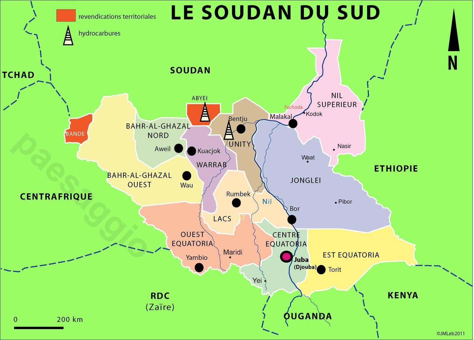 Sud-Soudan, naissance d'une nation ?