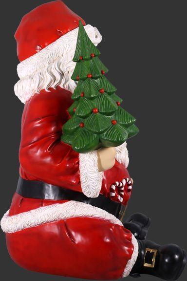 Père Noël géant ....GÉANT en résine