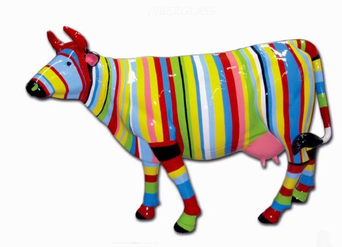 Les Vaches Grandeur Nature En R Sine Sont Chez Nlc Deco