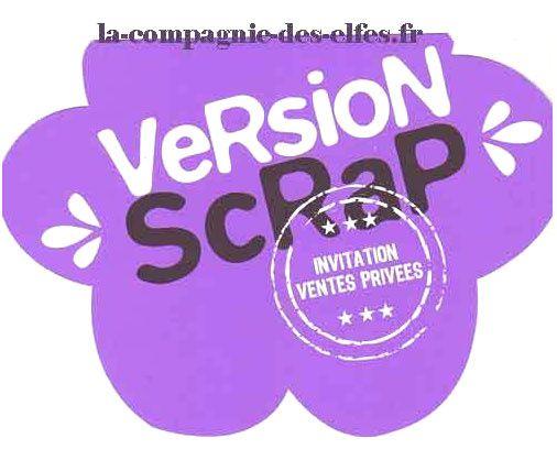 deux entrées gratuites V.I.P. pour version scrap avril 2014