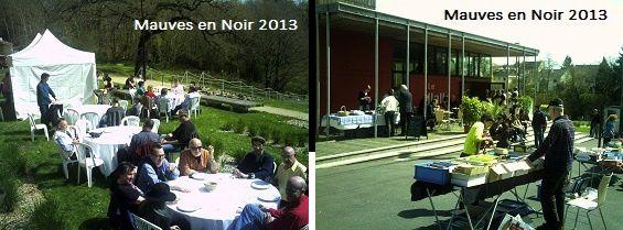 Festival Mauves en Noir 2013 - reportage photos