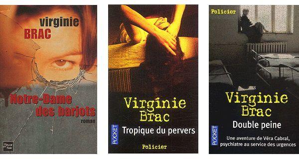 Virginie Brac: Double peine (Grand prix de Littérature policière 2004)