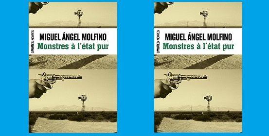 Miguel Ángel Molfino: Monstres à l'état pur (Ombres Noires, 2013)