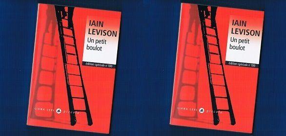 Iain Levison: Un petit boulot (Éd.Liana Levi, coll. Piccolo, 2013)