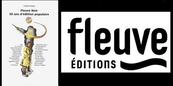 Fleuve Noir devient Fleuve Éditions, retour sur un succès éditorial