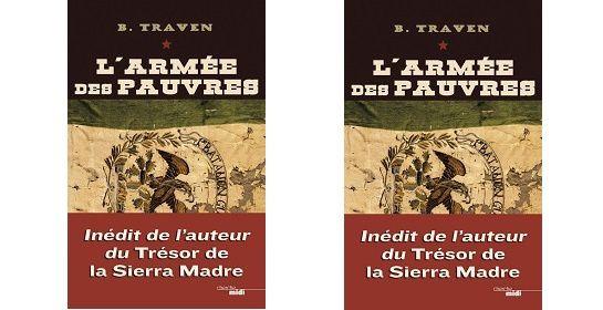 B.Traven: L'Armée des pauvres (Le Cherche Midi Éditeur, 2013)