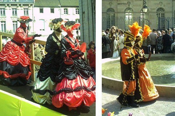 Carnaval de Venise... à Remiremont (88)